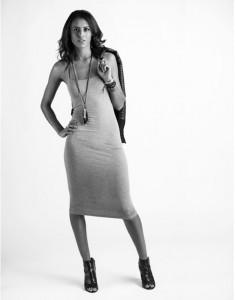 Professional clothing stylist Elisa