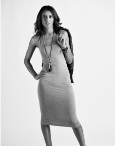 Professional Wardrobe stylist Elisa