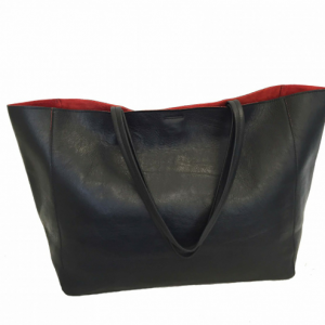Streets Ahead Black Bag