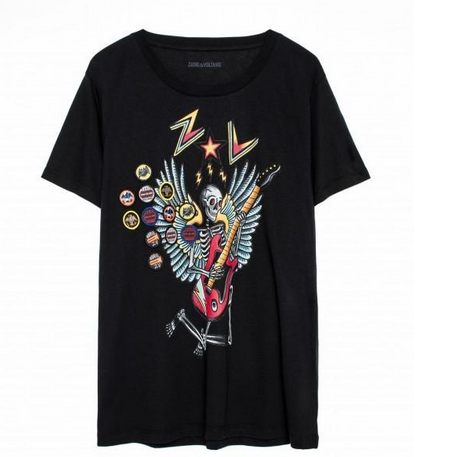 Z&V Graphic Tee