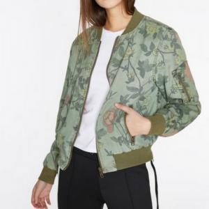 Pam & Gela Bomber Jacket