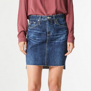 AG Erin Denim Skirt