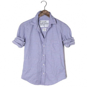 Frank & EIleen Barry Check Shirt