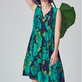 Patterened Dress