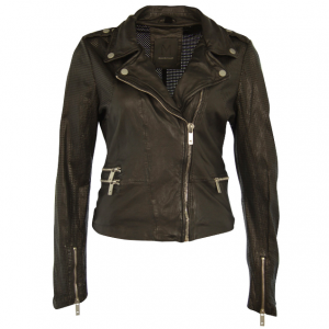 Hera Leather Jacket Mauritius