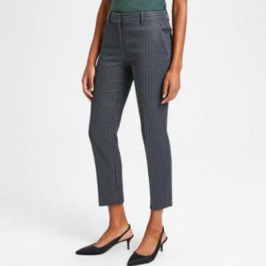 Jacquard Treeca Slim Pant Theory