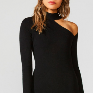BAILEY44 SVETLANA CHOKER SWEATER