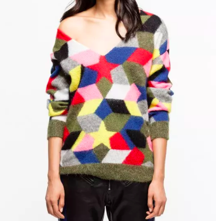 Z&V DIANE SWEATER