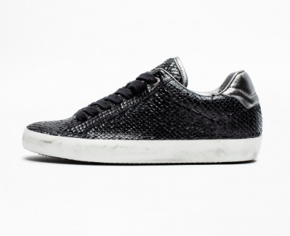 Z&V NEO KEITH SNEAKER IN BLACK