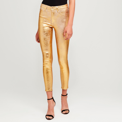 L'AGENCE MARGOT GOLD FOIL