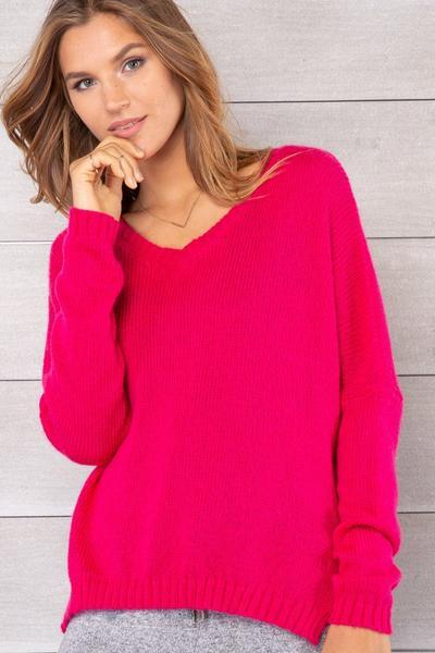 Vneck Sweater