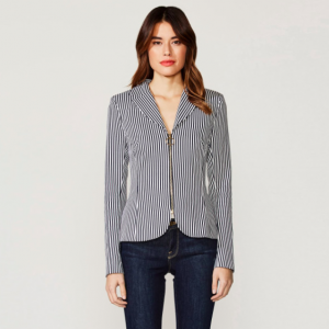 Bailey 44 Striped Blazer Jacket
