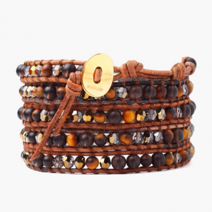 TIGERS EYE WRAP CHAN LUU