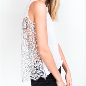 LOUISE GENERATION LOVE TOP LACE