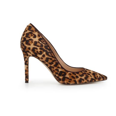 Leopard Heel Sam Edelman