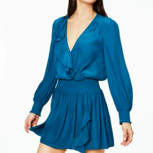 RAMY BROOK LONGSLEEVE DRESS