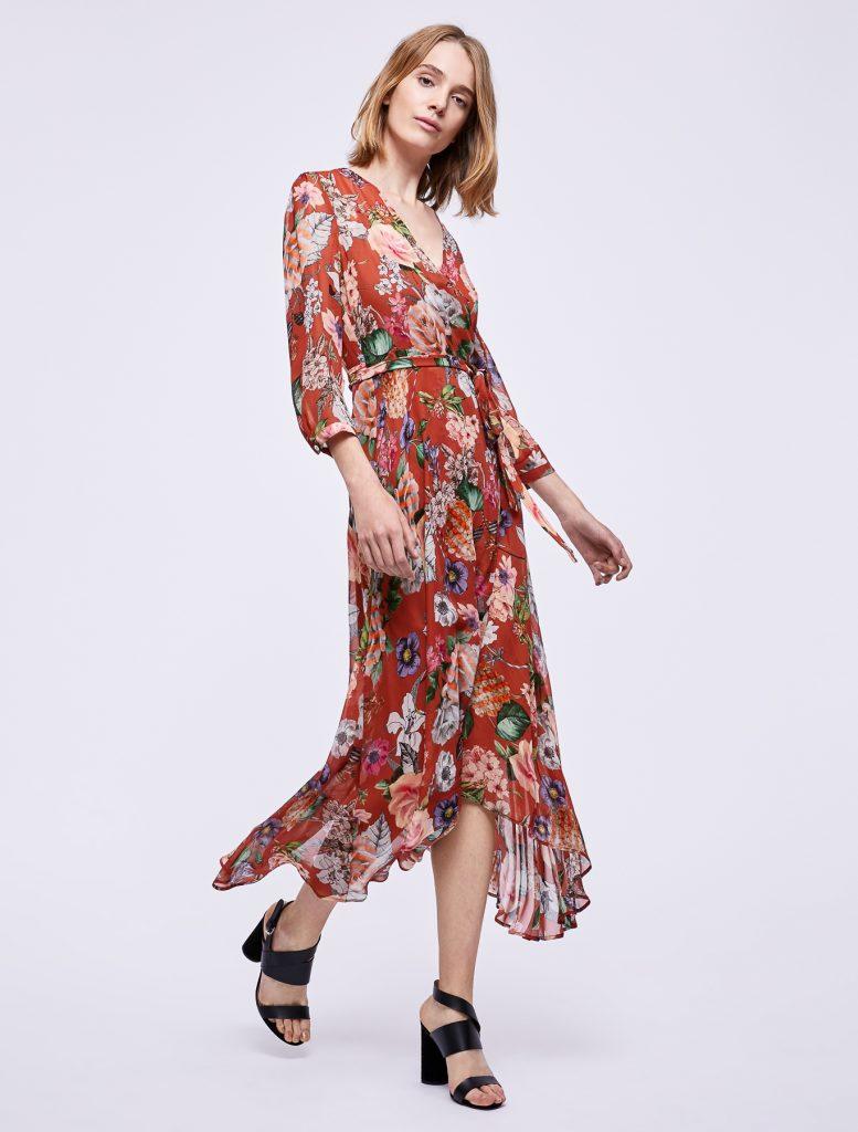 Marella floral dress