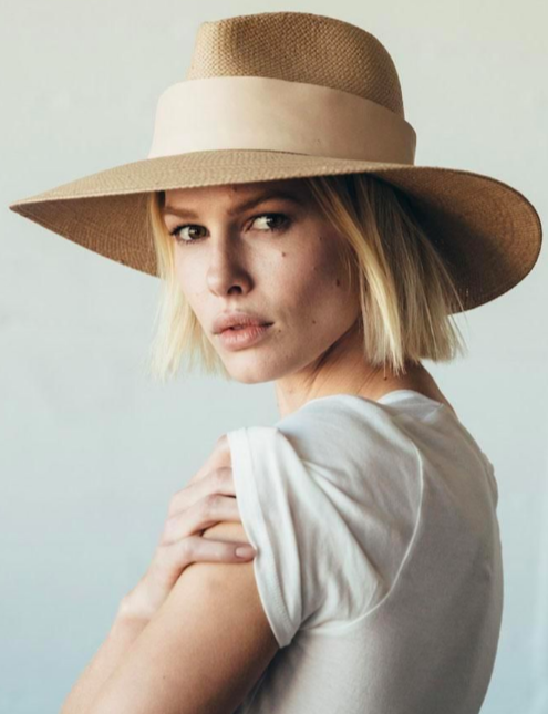 Sand Packable straw hat