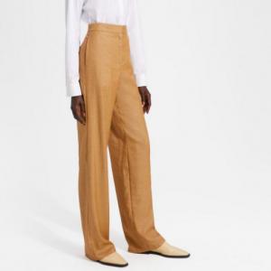 Linen Work Pants