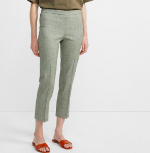 Theory Linen Trouser