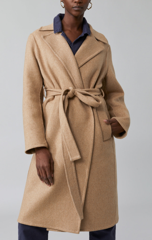 Cute Wool Coat