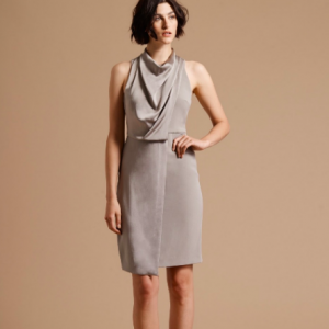 HALSTON COCKTAIL DRESS