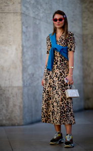 Bright Fall Fashion