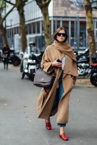 Wool Coat Street Style