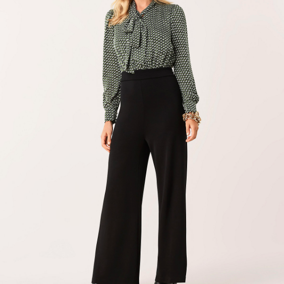 DVF JILLY JUMPSUIT