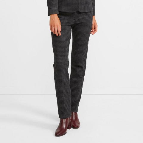 houndstooth trouser theory