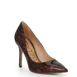 TORTOISE SHELL STILETTO