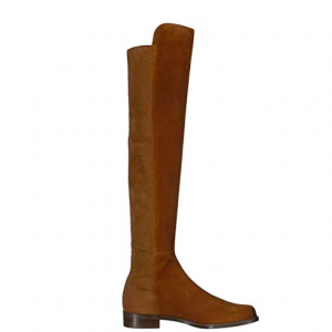 SUEDE BROWN KNEE HIGH SUEDE BOOT