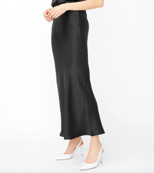 Generation Love Clothing Silk Skirt