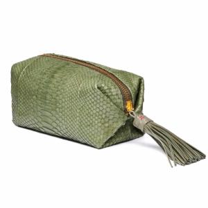 GREEN PYTON BAG