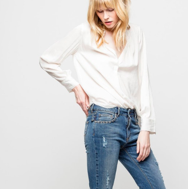 ZADIG AND VOLTAIRE BLOUSE