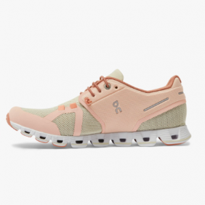 ON CLOUD ROSE SNEAKER