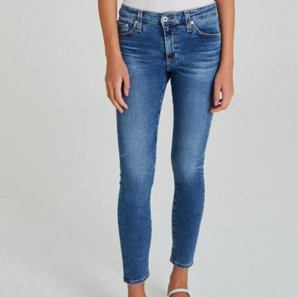 Farrah Skinny Ankle Jean AG