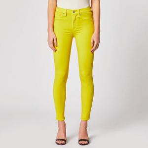 yellow jean hudson