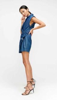 designer blazer dress denver boutique
