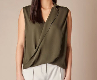 judith and charles silk blouse denver boutique