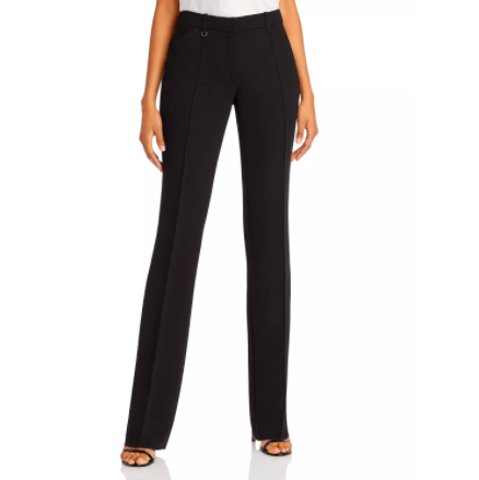 BOOTCUT TROUSERS BLACK BARBARA BUI