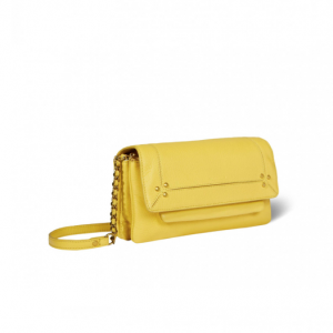 JEROME DREYFUSS CHARLY S YELLOW BAG