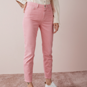 CLOSED Pink Jean