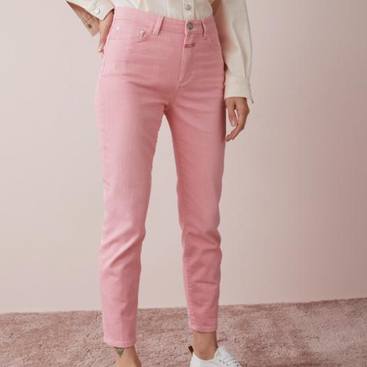 CLOSED Pink Jean
