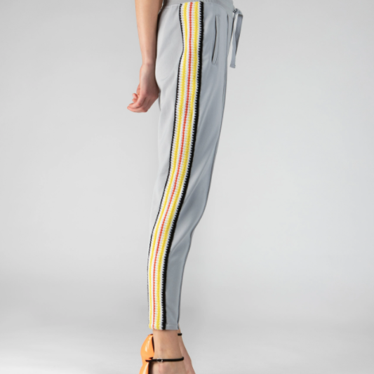 STRIPE SIDE SWEATPANT ATM COLLECTION