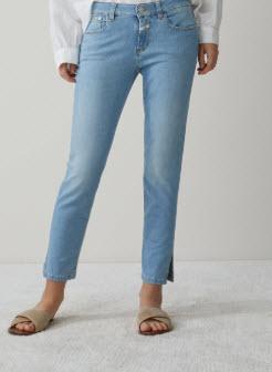 CLOSED stretch denim jeans at Denver clothing boutique