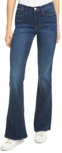 Frame Designer flare jeans Cherry Creek CO clothing boutique