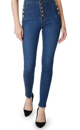 J Brand High Rise Skinny Jeans Denver clothing boutique