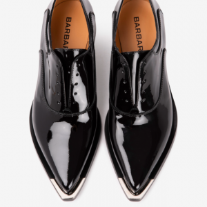 Barbara Bui Flats Loafer PATENT LEATHER DERBIES