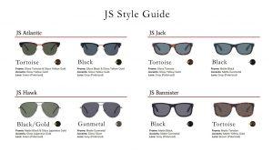 Shop Jack Stegeman Sunglasses at Garbarini Denver